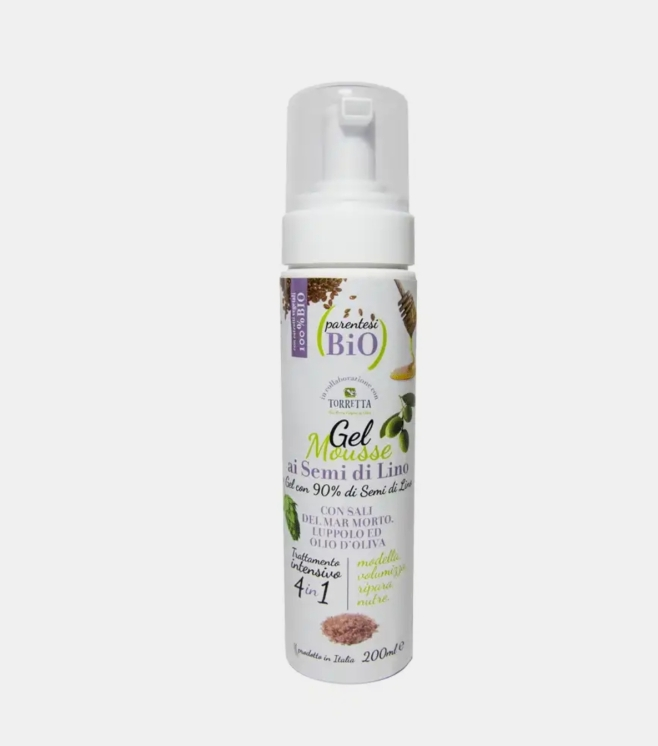 Gel Mousse Parentesi BIO